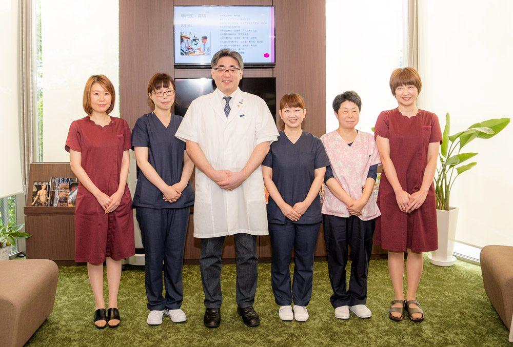 職員2 おおの乳腺・甲状腺クリニック