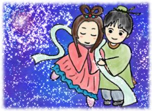 奈良時代七夕